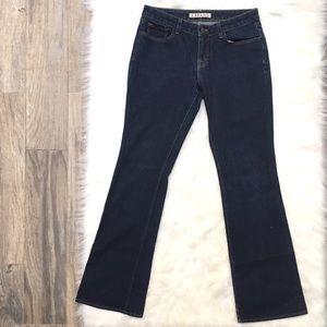 J Brand dark wash ink bootcut jeans size 31
